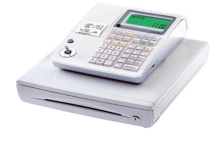 CASIO TE-350F - Η ταμειακή μηχανή με αποσπώμενο ηλεκτρονικό ημερολόγιο