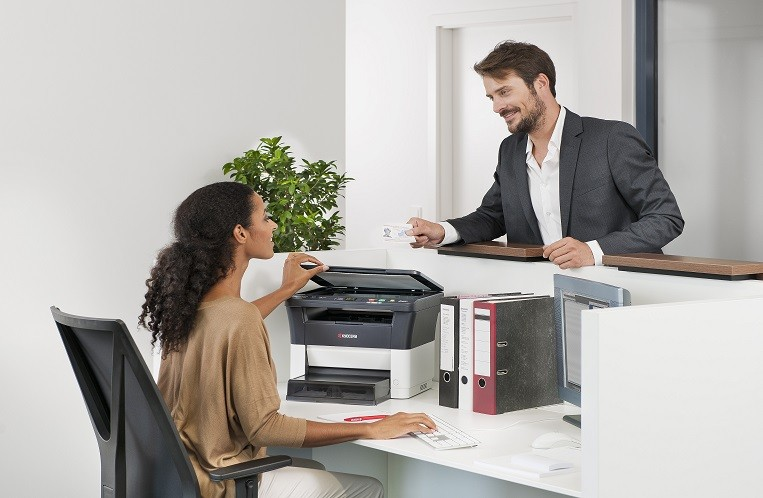 KYOCERA - Laser πολυμηχανήματα για το γραφείο